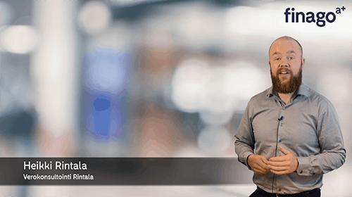 Accountor Finago webinaaritallenne: ALV-ajankohtaiskatsaus, toukokuu 2020
