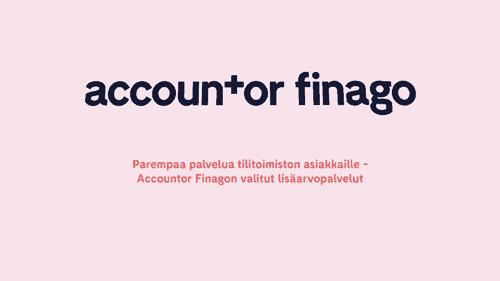 Accountor Finago webinaaritallenne: Parempaa palvelua tilitoimiston asiakkaille!