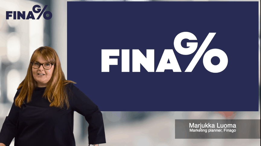 Accountor Finago webinaaritallenne: Finagon partneriohjelma tilitoimistoille - partnerin kanssa paremmin