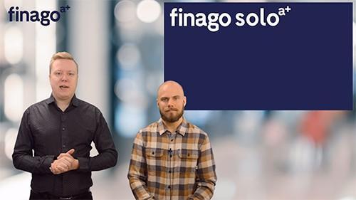 Accountor Finago webinaaritallenne: Procountor Solo - tilitoimiston opastus
