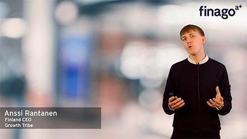Accountor Finago webinaaritallenne: The Future of Growth