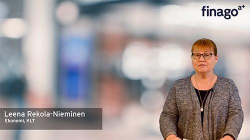 Accountor Finago webinaaritallenne: Tilinpäätös 2019