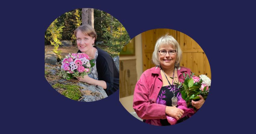 Vuoden kirjanpitäjät 2021: Kirsi Hellstén ja Ann-Marie Vähä-Piikkiö